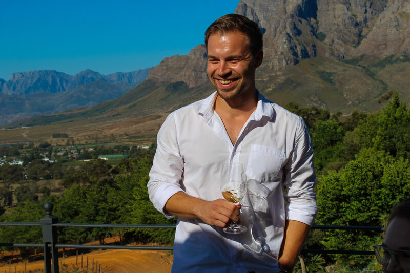 South African wine masterclass