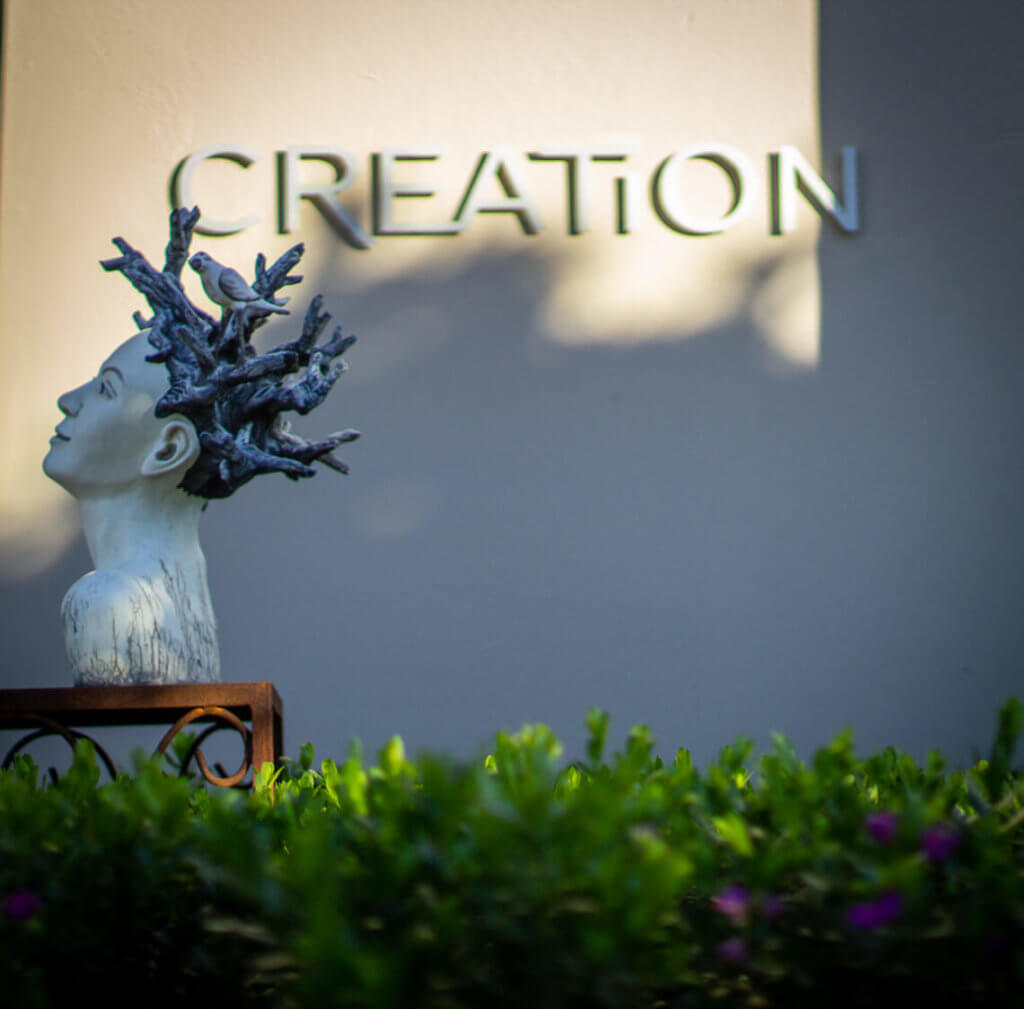Creation Entrance