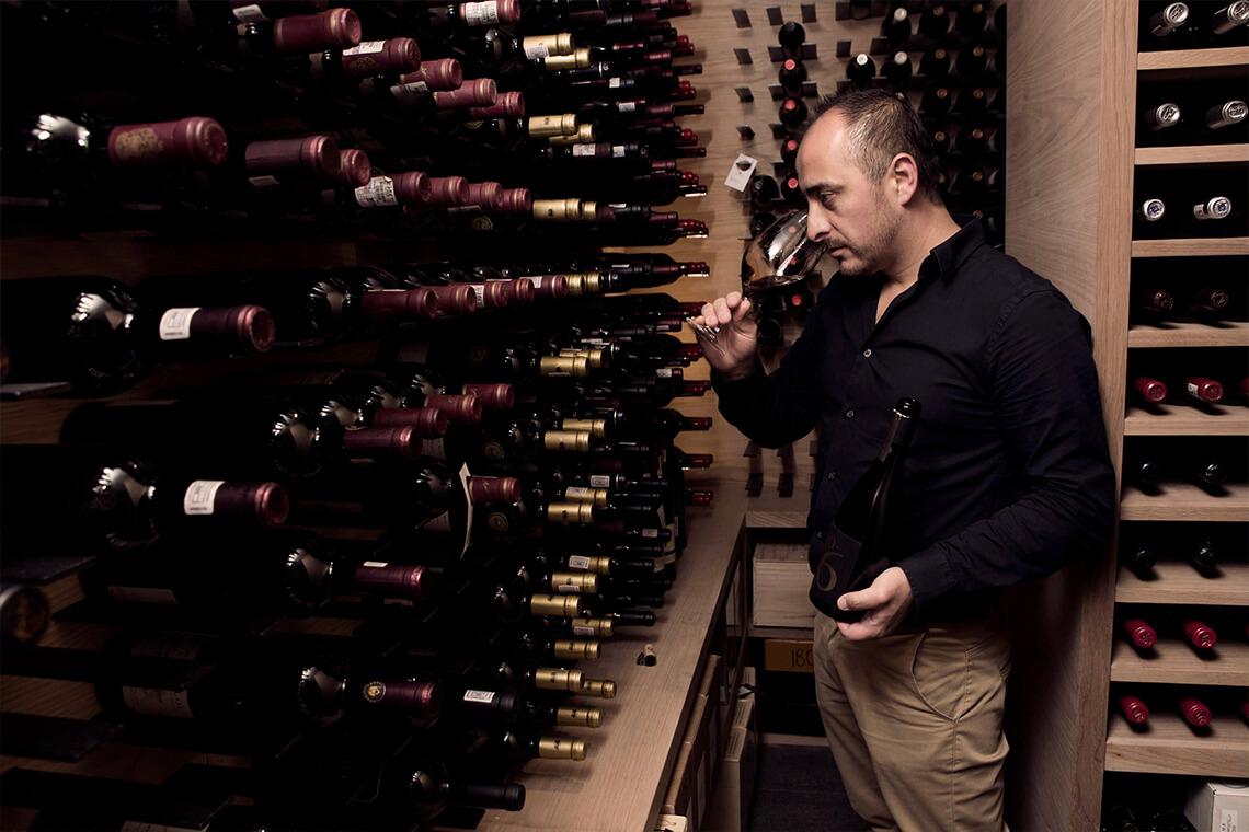 Ellerman House | Wine Cellar