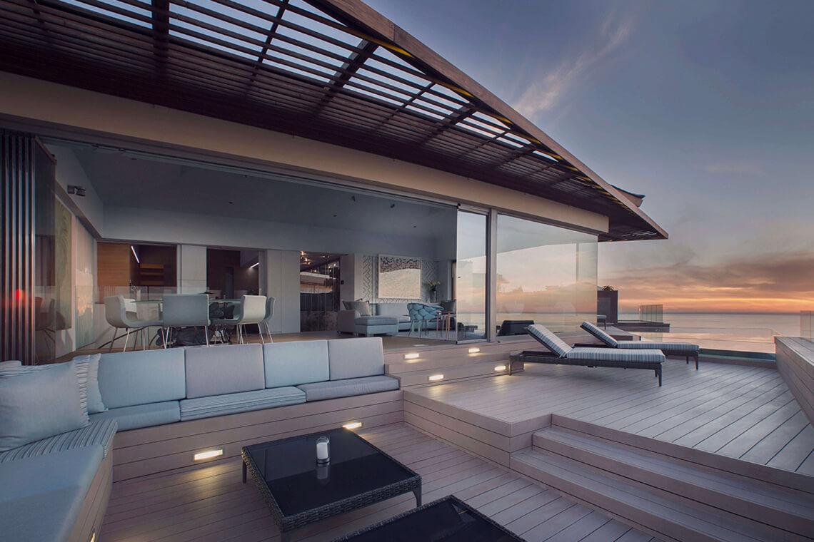 Ellerman House | Sunset