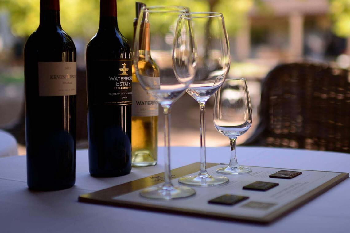 Waterford Chocolate & Wine Pairing