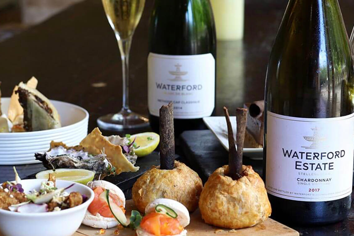 High Tea Experience at Waterford