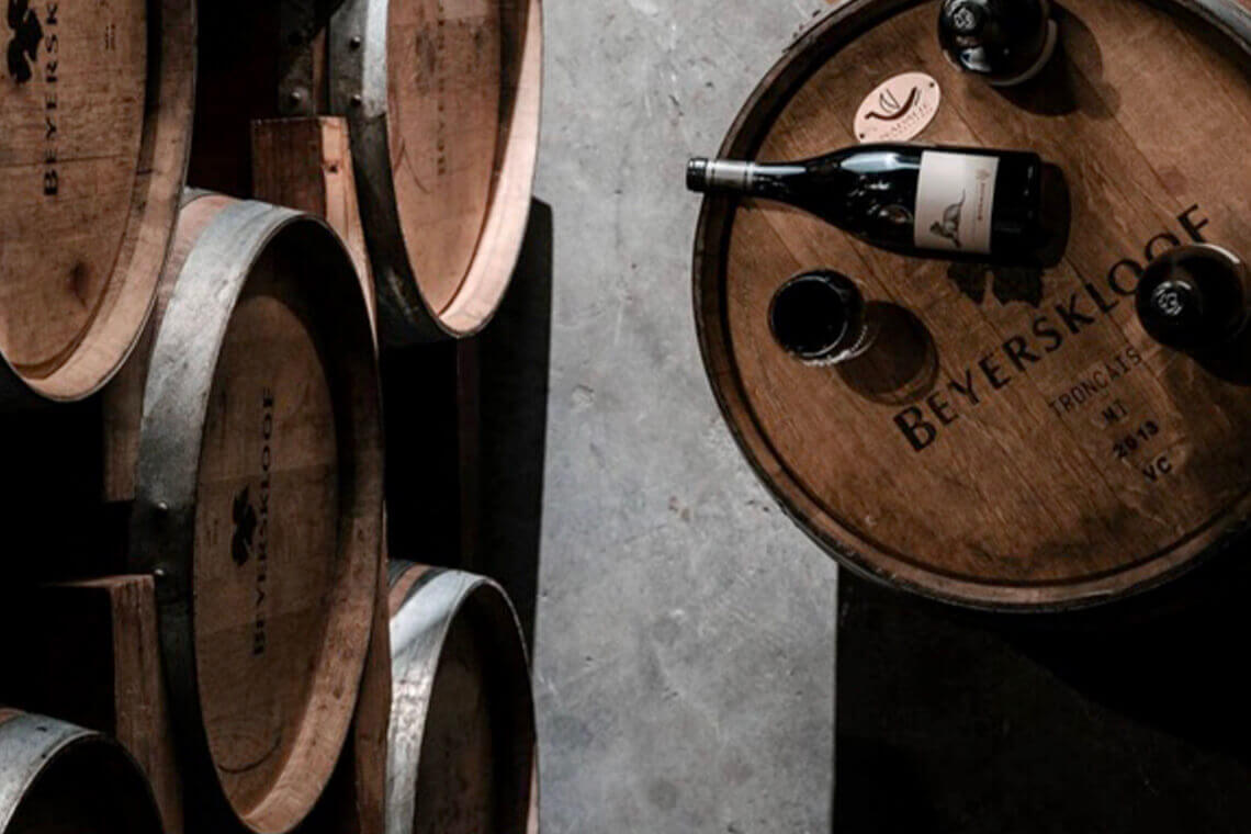 Sip & Read   Diesel Pinotage & Barrel