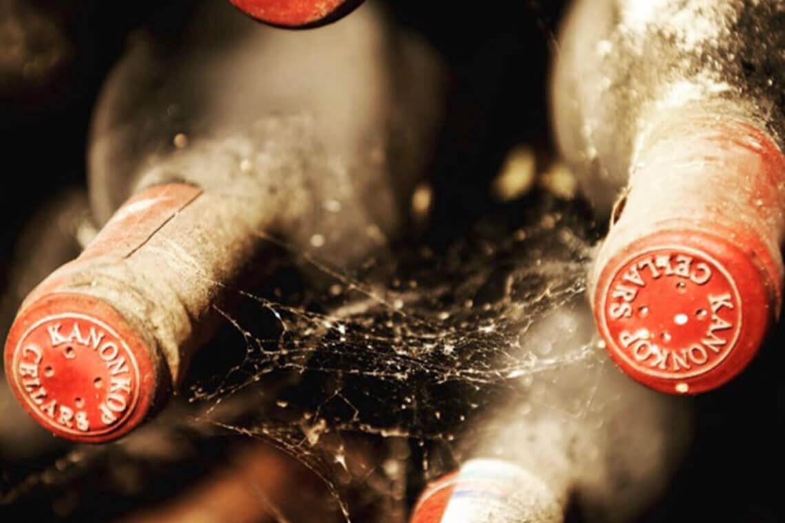 Sip & Read   Pinotage can age well