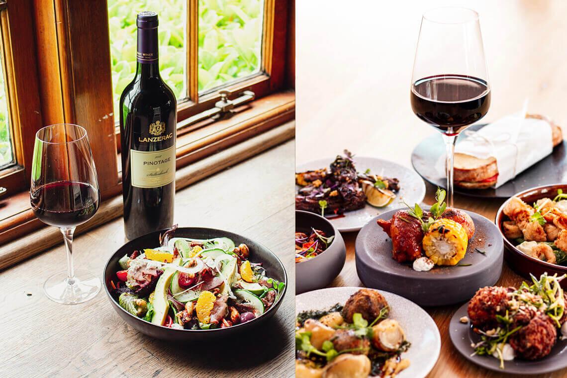 Sip & Read   Lanzerac Wine Estate