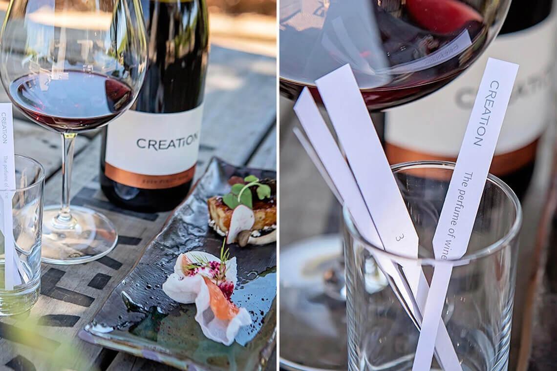 Sip & Read   Creation wines