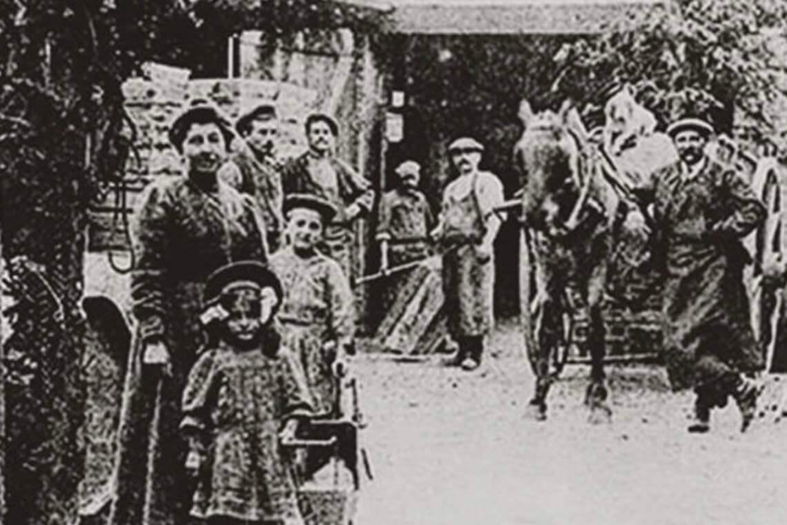 Sip & Read   History of J.Denuzière