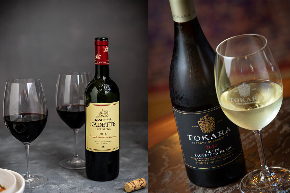 Sip & Read   Botlierskop wine range