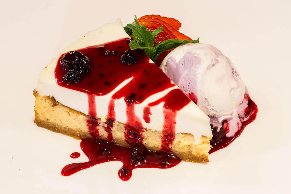 Sip & Read   Botlierskop Cheesecake